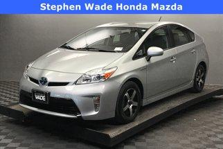 2014 Toyota Prius Three