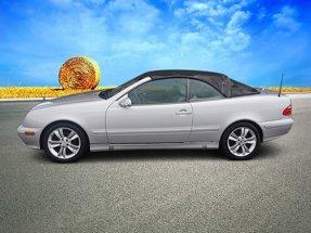 2003 Mercedes-Benz CLK-Class 3.2L