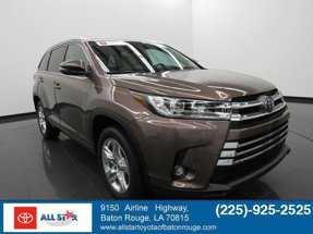 2019 Toyota Highlander LTD