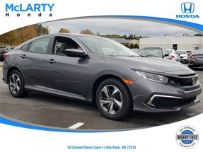 2021 Honda Civic Sedan LX