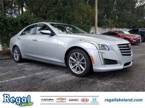 2019 Cadillac CTS Sedan Luxury RWD