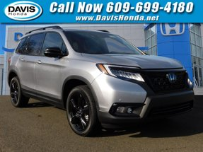 2019 Honda Passport Elite w/Navi
