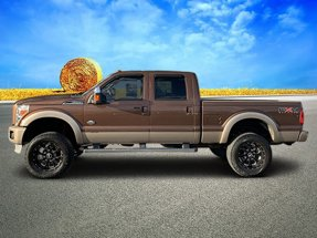 2011 Ford Super Duty F-250 SRW King Ranch