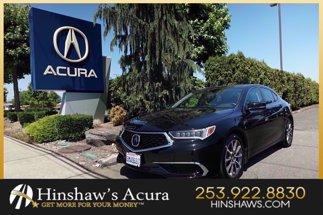 2019 Acura TLX BLACK