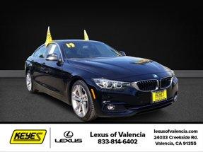 2019 BMW ES w/Navigation 430i
