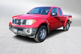 2006 Nissan Frontier SE AC CD ALLOYS