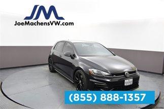 2019 Volkswagen Golf R DCC amp Navigation 4Motion