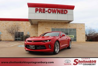 2017 Chevrolet Camaro 2dr Cpe 2LT RS