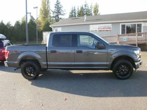 2015 Ford F-150 XLT PICKUP 4D 6 1/2 FT
