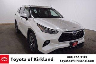 2020 Toyota Highlander Hybrid  XLE