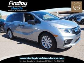2020 Honda Odyssey LX Auto