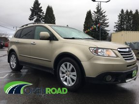 2008 Subaru Tribeca 7-Pass Ltd w/DVD/Nav