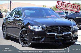 2020 Lincoln Continental Black Label