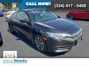 2018 Honda Civic Coupe LX-P