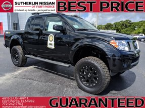 2019 Nissan Frontier PRO-4X LIFTED