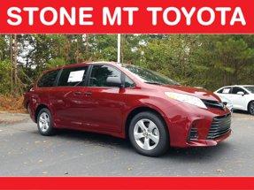 2020 Toyota Sienna L