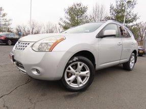2008 Nissan Rogue SL
