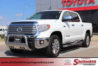 2014 Toyota Tundra CrewMax 5.7L FFV V8 6-Spd AT LTD