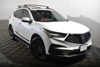2019 Acura RDX A-Spec Package SH-AWD