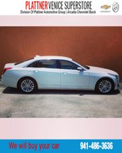 2016 Cadillac CT6 2.0 Turbo Sedan 4D