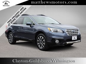 2017 Subaru Outback Limited 4WD w/ Nav & Sunroof