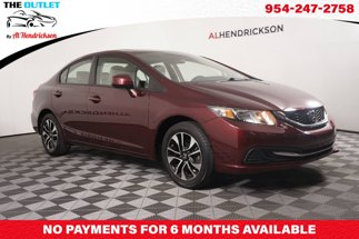 2013 Honda Civic Sedan EX