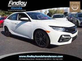 2020 Honda Civic Hatchback Sport Touring CVT