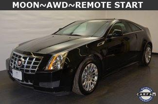 2014 Cadillac CTS Coupe Base