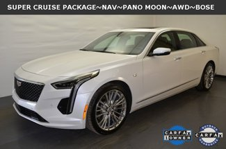 2019 Cadillac CT6 Premium Luxury AWD