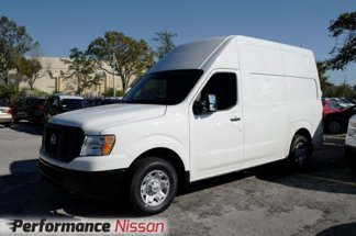 2019 Nissan NV2500 HD SV