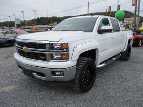 2015 Chevrolet Silverado1500 LT