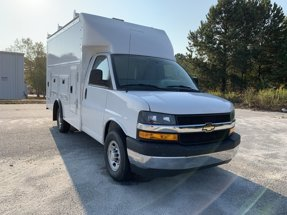 2019 Chevrolet Express Commercial Cutaway Work Van