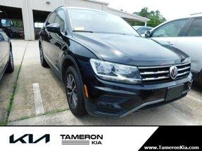 2020 Volkswagen Tiguan 2.0T SE