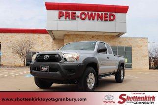 2013 Toyota Tacoma 2WD Access Cab V6 AT PreRunner