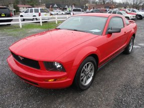 2005 Ford Mustang V6