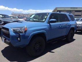 2018 Toyota 4Runner TRD Pro