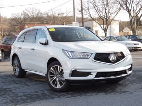 2017 Acura MDX w/Technology Pkg