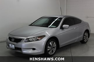2010 Honda Accord Coupe LX-S