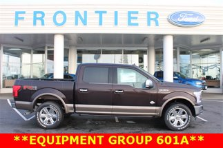 2020 Ford F-150 King Ranch 4X4 SuperCrew Short Bed