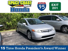 2008 Honda Civic Sedan LX