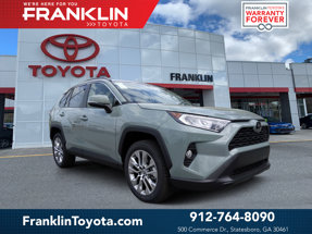 New 2020 Toyota RAV4 in Statesboro, GA