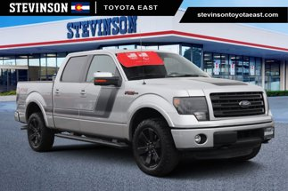 2014 Ford F-150 FX4