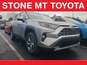 2020 Toyota RAV4 Hybrid  Limited