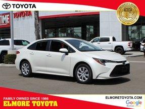 2020 Toyota Corolla LE CVT
