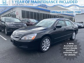 2007 Honda Accord Sedan EX-L