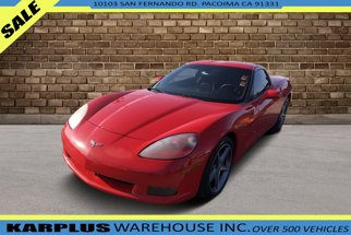 2011 Chevrolet Corvette w/1LT