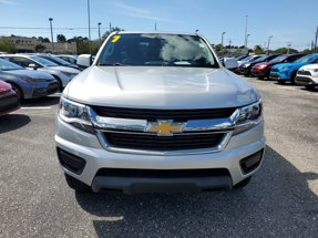 2017 Chevrolet Colorado Work Truck