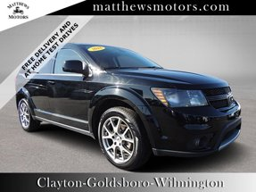 2018 Dodge Journey GT AWD w/ 3rd Row
