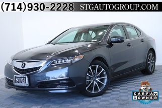 2016 Acura TLX 3.5L V6 SH-AWD w/Technology Package