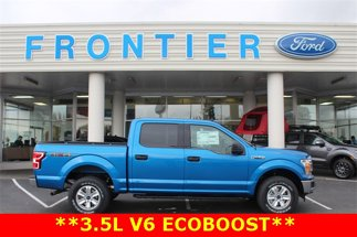 2020 Ford F-150 XLT 4X4 SuperCrew Short Bed